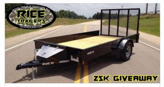 Rice Trailers Sweepstakes