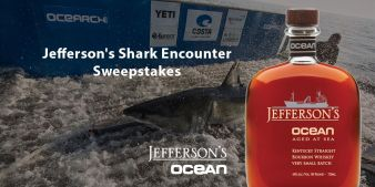 Jefferson's Ocean® Shark Encounter Sweepstakes Sweepstakes