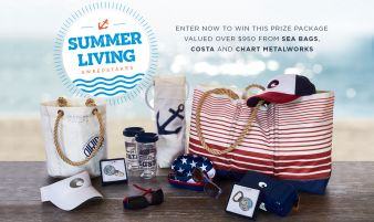 Sea Bags · Summer Living Sweeps Sweepstakes