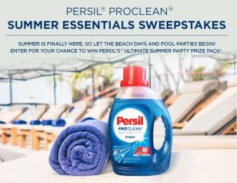 Persil® ProClean® Sweepstakes