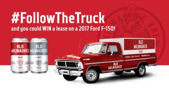 #FollowTheTruck Summer Road Trip Contest Sweepstakes