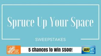 Marketplace Events Sweepstakes