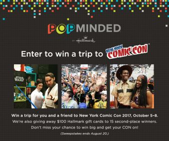 POPMINDED Sweepstakes