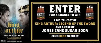 Jones Soda Sweepstakes