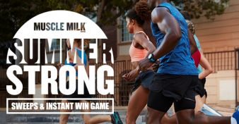 Muscle Milk Sweepstakes