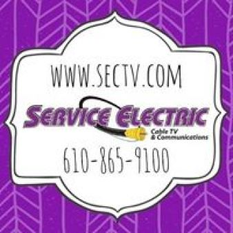 Service Electric Cable TV Sweepstakes