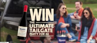 Riunite Tailgate Sweepstakes