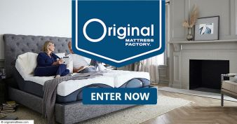 The Original Mattress Factory Sweepstakes