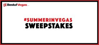 Best Of Vegas Sweepstakes