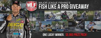 Major League Fishing Sweepstakes
