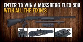 Mossberg Sweepstakes