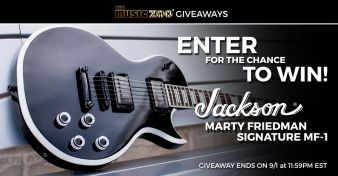 The Music Zoo's Sweepstakes
