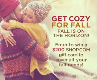 SHOP Sweepstakes