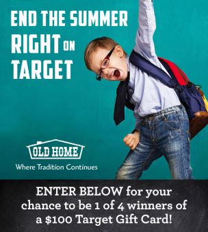 Old Home Foods · End of Summer Sweeps Sweepstakes