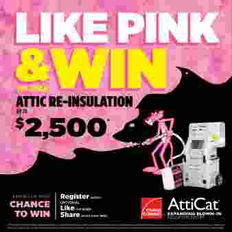 Owens Corning Canada Sweepstakes