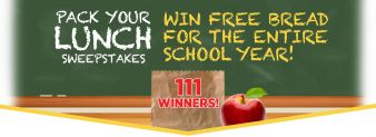 SCHWEBEL'S Sweepstakes