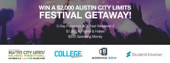 College Magazine Sweepstakes