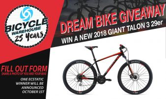 Bicycle Warehouse Sweepstakes