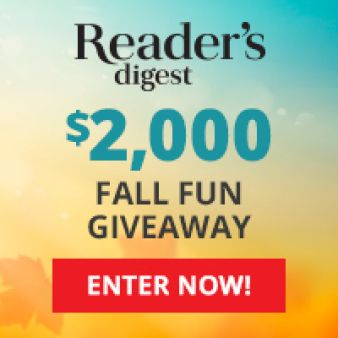 Reader's Digest Sweepstakes