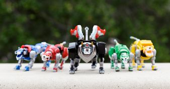 DreamWorks Voltron Legendary Defender Sweepstakes Sweepstakes