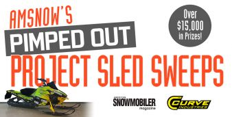 AMSNOW Sweepstakes