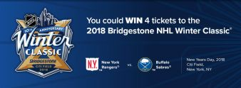 NHL Sweepstakes