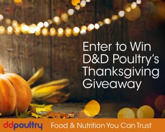 D&D Poultry Sweepstakes