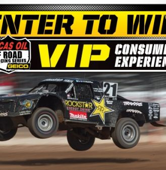 ROCKSTAR & BASHAS OFF ROAD SWEEPSTAKES  Sweepstakes