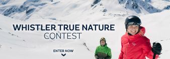 Whistler BC Canada Sweepstakes
