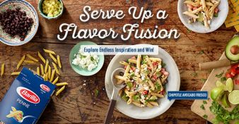 Barilla Latin Fusion Instant Win Game Sweepstakes