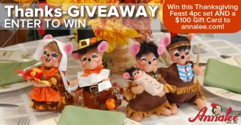 Annalee Dolls Sweepstakes