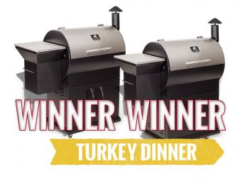 Grilla Grills Sweepstakes