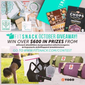 Fit Snack Sweepstakes
