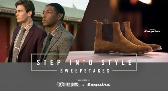 STACY ADAMS & ESQUIRE Sweepstakes