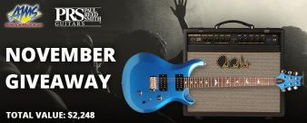 American Musical Supply Sweepstakes