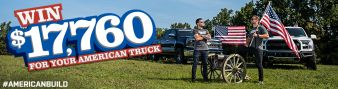 AmericanTrucks Sweepstakes