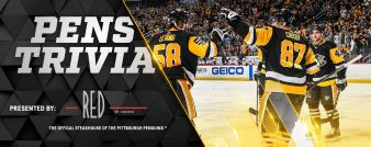 NHL Pittsburgh Penguins Sweepstakes