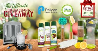 Pelican Water Sweepstakes