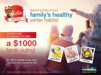 Oscillo Sweepstakes