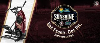 Fresh from Sunshine Showdown Sweepstakes