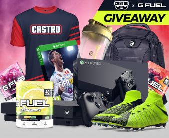 G FUEL Sweepstakes
