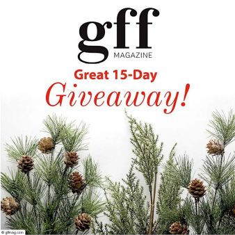 GFF: Gluten-Free Forever Magazine Sweepstakes