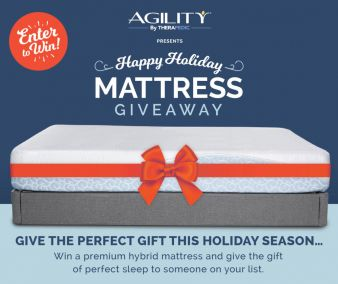 Agility Bed Sweepstakes