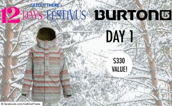 Get Out There Magazine · 12 Days of Festivus Sweepstakes