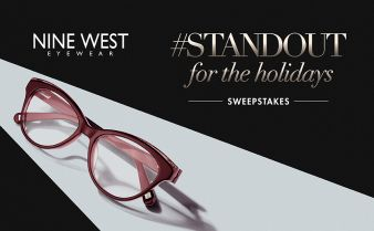 Nine West · #STANDOUT for the Holidays Sweeps Sweepstakes
