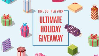 Time Out · New York's Ultimate Holiday Giveaway Sweepstakes