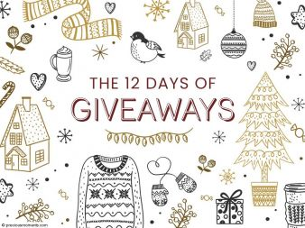 Precious Moments · 12 Days Of Christmas Giveaways Sweepstakes