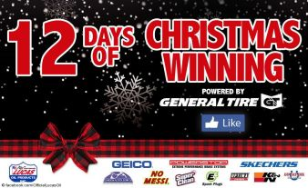 Lucas Oil · 12 Days of Christmas Giveaways Sweepstakes