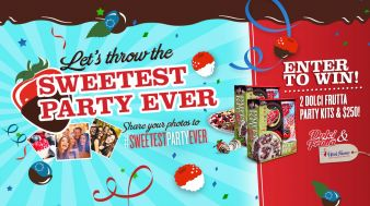 Wish Farms + Dolci Delicious #SweetestPartyEver Sweeps Sweepstakes