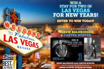 Stoney's Rockin' Country Sweepstakes